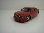 Dodge Charger 2006 Red Metallic 1:43 Bburago